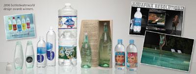 Premiadas las mejores botellas de plástico del mundo en BottledWater World 2006