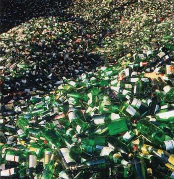 25 años de reciclado de vidrio en España
